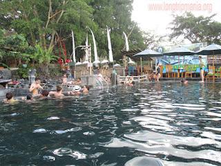Wisata Pemandian Air Panas Toya Bungkah