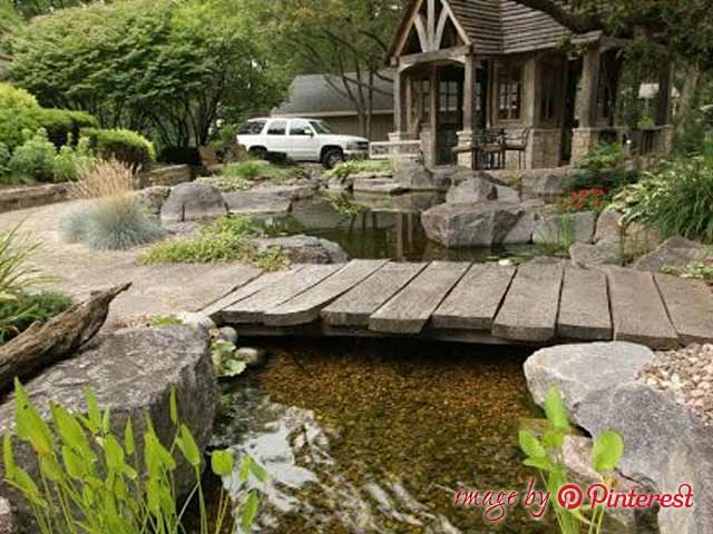 How To Build A Garden Pond 2017 Landscaping Ideas In