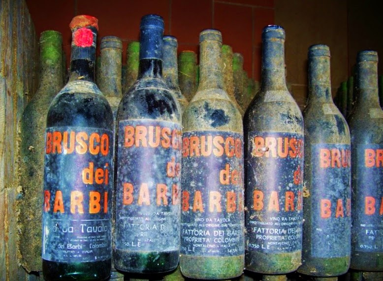 Brusco dei Barbi Super Tuscan