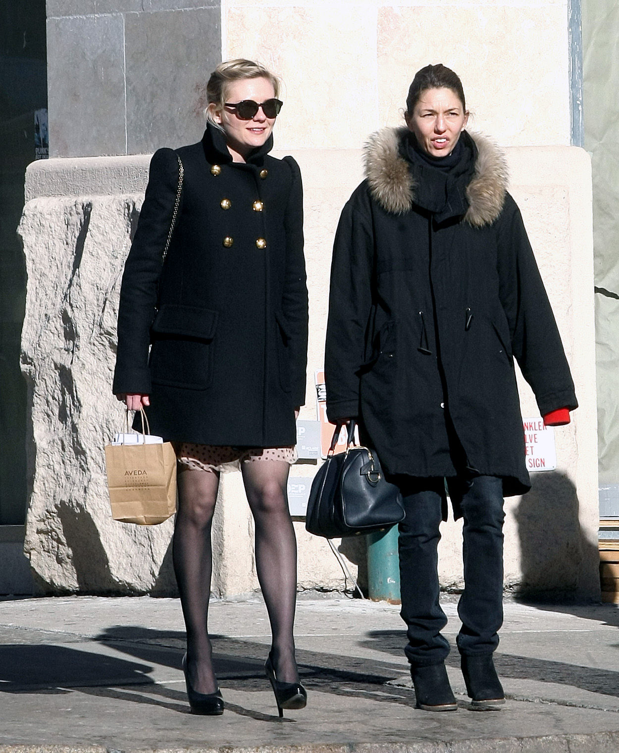 sofia coppola: new york fashion week  sofia coppola: ...