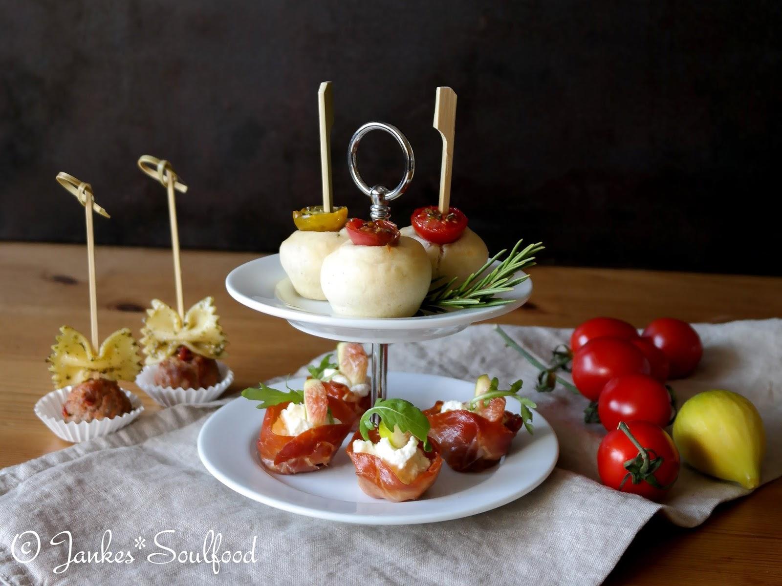 Italienische Snacks