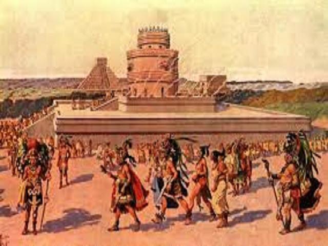 Gambar Misteri Kepunahan Suku Aztec
