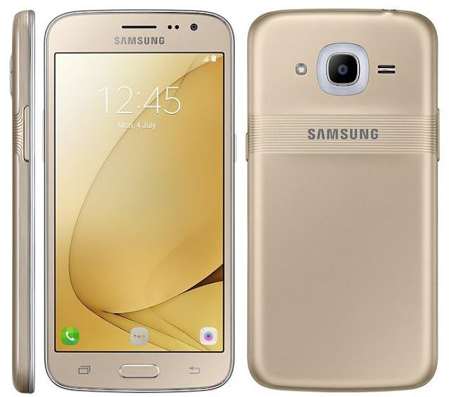 فتح قفل الشاشة لجهاز Galaxy J2 2016 SM-J210F FRPOFF
