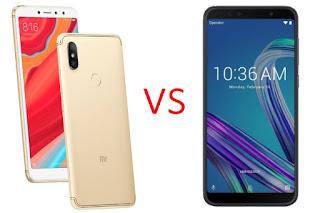 Asus Zenfone Max Pro M1 vs Xiaomi Redmi S2