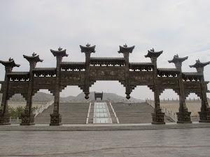ChineseYellow RiverAltar, Wuzhong
