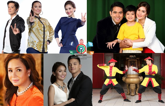ABS-CBN tv ratings 2015