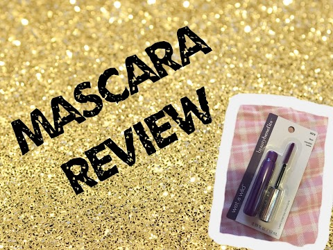 Wet N Wild Beauty Benefits Lash Intense Mascara Review