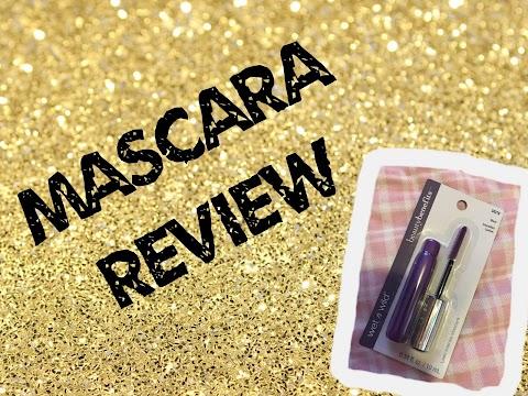Wet N Wild Beauty Benefits Lash Intense Mascara Review