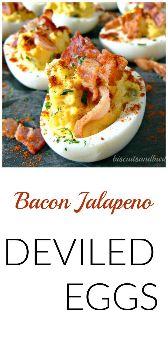 Bacon Jalapeno Deviled Eggs #bacon #jalapeno #deviled #egg #deliciousrecipes #deliciousfood