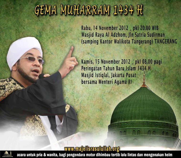 contoh ceramah agama tentang tahun baru islam