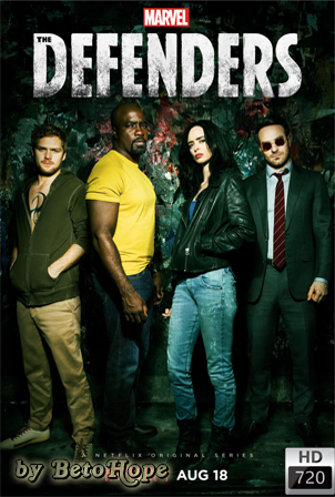 The Defenders Temporada 1 [720p] [Latino-Ingles] [MEGA]