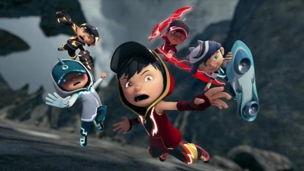 4 Hari Tayangan, Filem Animasi BoBoiBoy Raih Kutipan Luar Biasa!