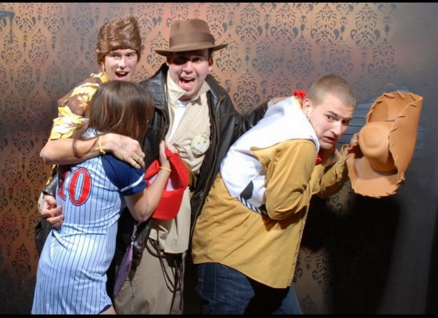 Terrified Reactions At Nightmares Fear Factory