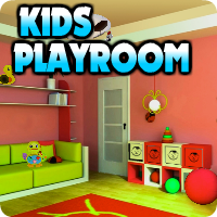 Avmgames Kids Playroom Escape Walkthrough