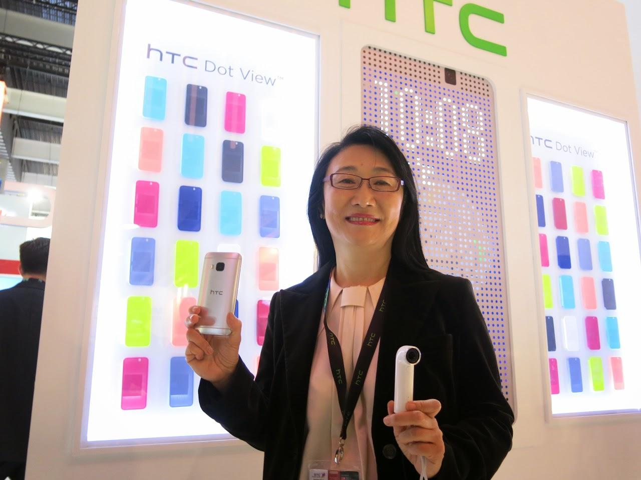 HTC One M9過熱?實測溫度達55度