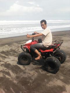 Indonesia Pantai parangtritis