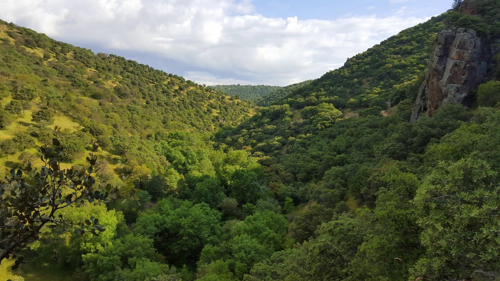 Cañon del río Guadalix