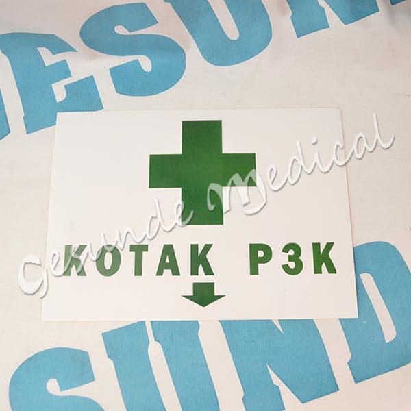 grosir sticker p3k