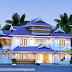 2744 sq-ft traditional style beautiful home