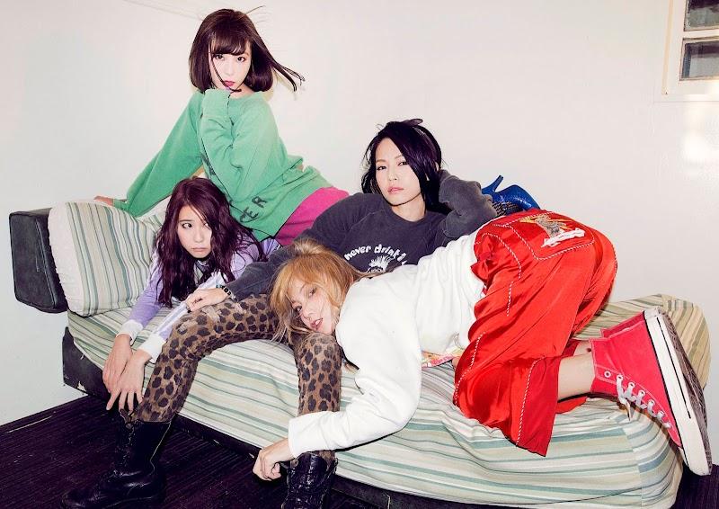 JPU Records lanzará a la venta 'SCANDAL', el tercer best album de SCANDAL