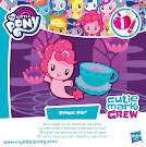My Little Pony Series 1 Pinkie Pie Cutie Mark Crew Card