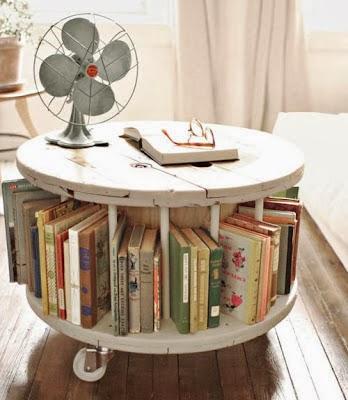 Resultado de imagem para livros decorados