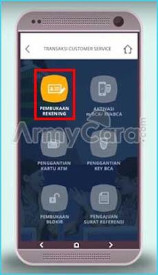 aplikasi e branch bca