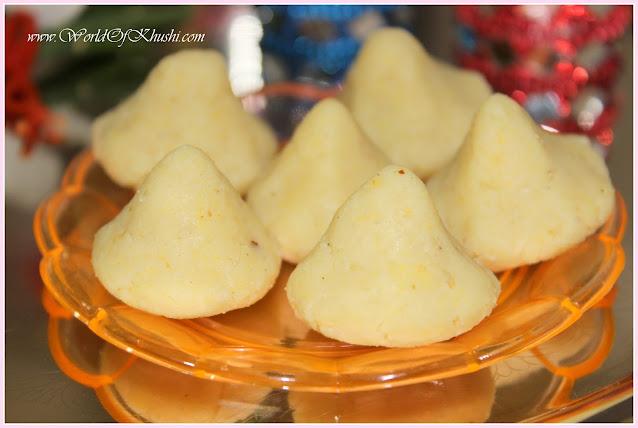 Instant Modak For Ganesh Chaturthi