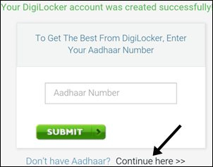 use digilocker anytime
