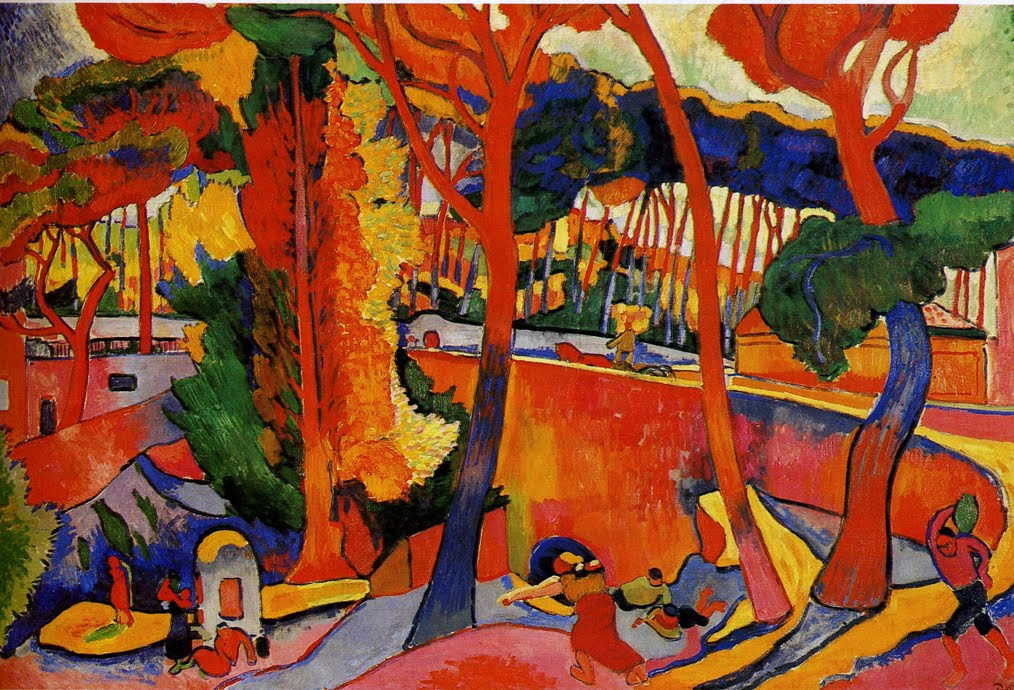 Ap Art History Elements Of Art Color