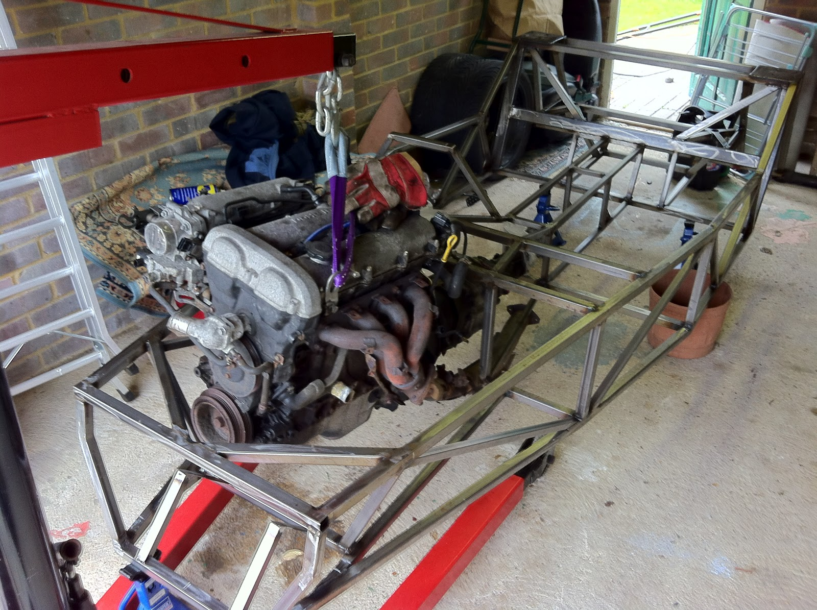 Build It Yourself Kit Cars