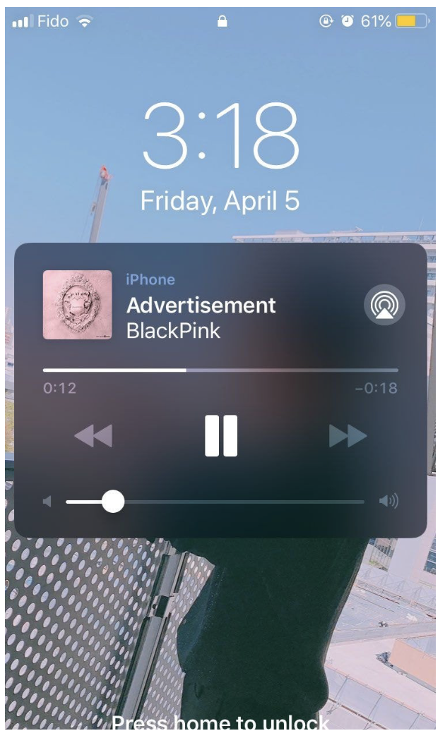 Blackpink's non-skippable ad on Spotify to increase