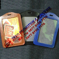 Casing id card Kulit, Casing ID Card, Card Holder