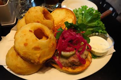 Black Tap, lamb burger