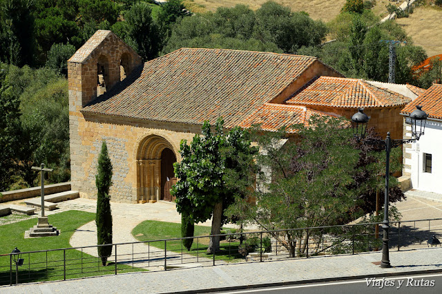 Ermita de San Segundo, Avila
