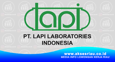 PT. LAPI Laboratories Pekanbaru