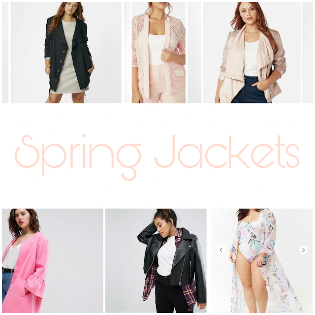 Get The Look | Spring Jackets