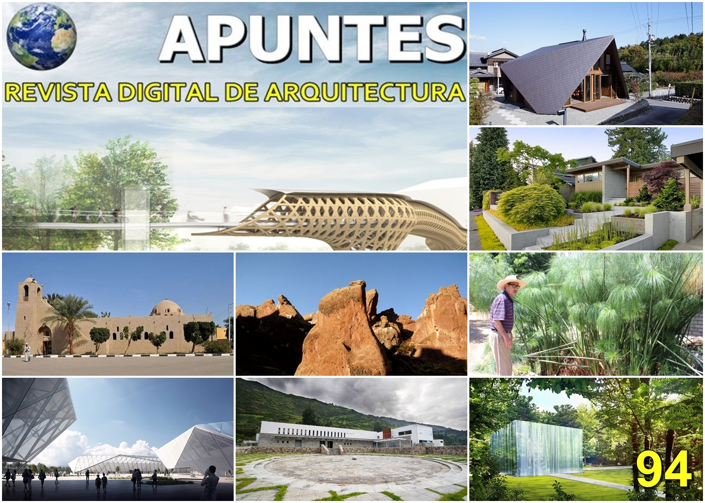 Revista Digital Apuntes De Arquitectura