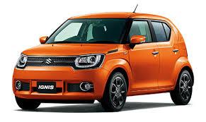History Of Indian Automobiles Maruti Suzuki Ignis A Cute Hatchback