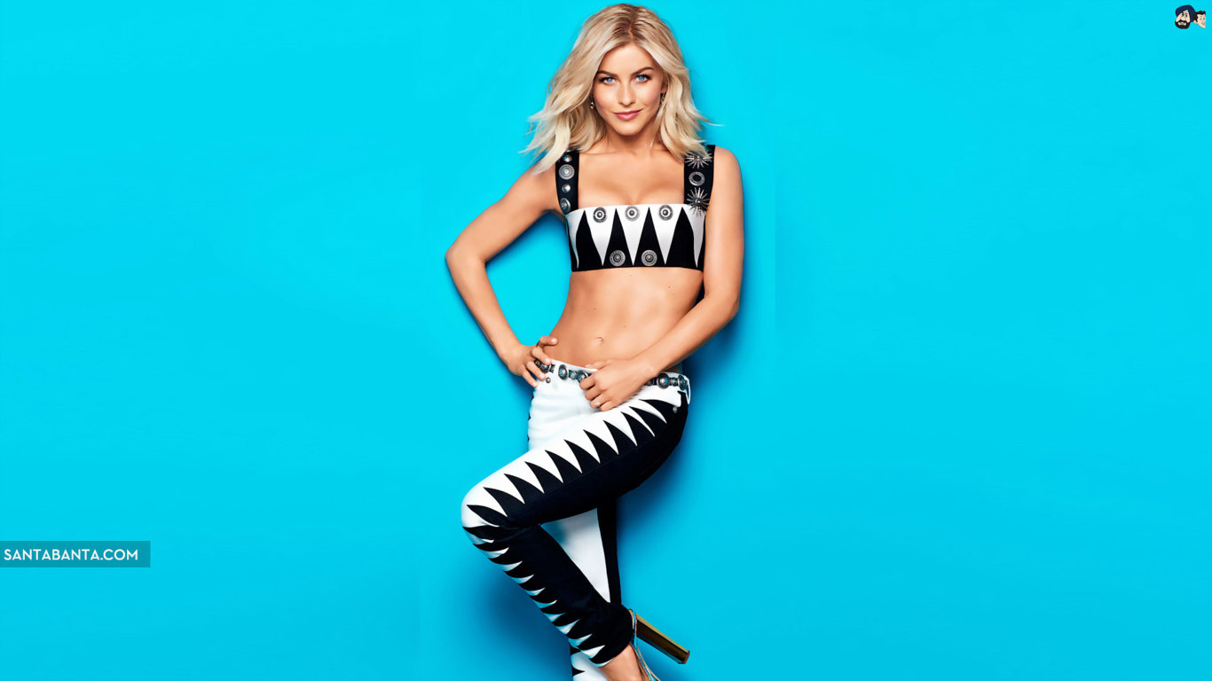 Julianne Hough Latest Hot Wallpaper
