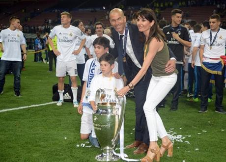 Zidane Tak Mau Ikut Campur Urusan Kontrak Ronaldo