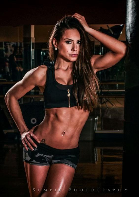 Nathalia Melo, female fitness models, fitness women