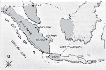 Sejarah Kerajaan Sriwijaya Lengkap dengan Letak, Sumber Sejarah, Kehidupan Politik dan Ekonomi, Masa Kejayaan serta Faktor Kemunduran dan Keruntuhan dari Kerajaan Sriwijaya