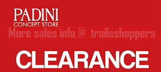 Padini Concept Store Clearance 2017
