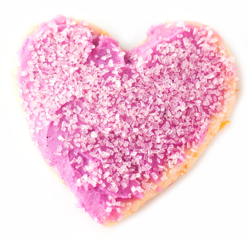 Vegan Valentine's Day Cookies
