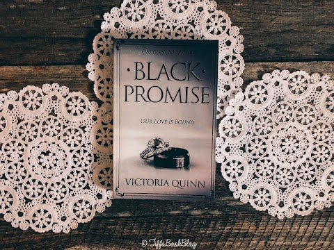 Review: Black Promise by Victoria Quinn