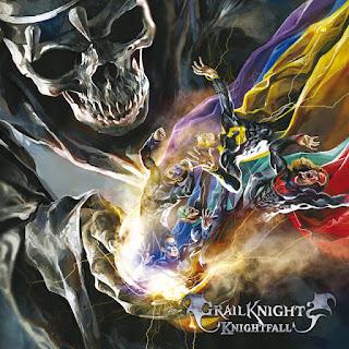 """Το video των Grailknights για το """"Pumping Iron Power"""" από το album """"Knightfall"""""""