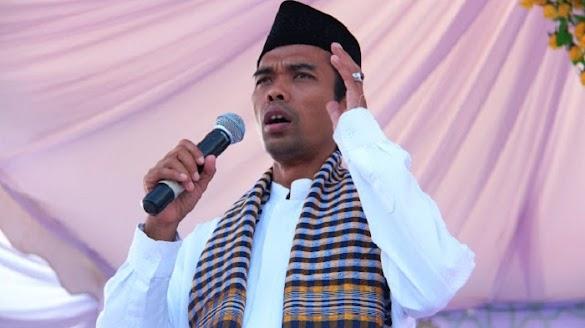 Ustadz Abdul Somad : Nabi Muhammad Juga Bercanda