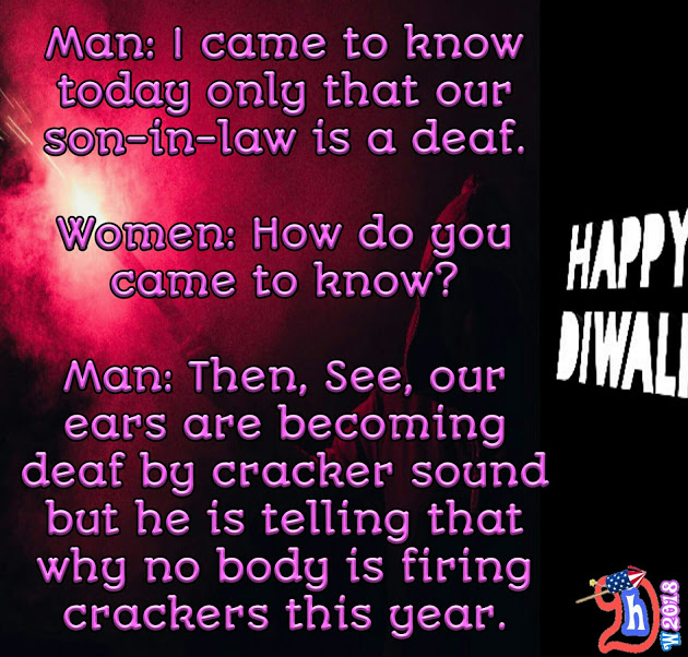 Diwali Jokes 2018