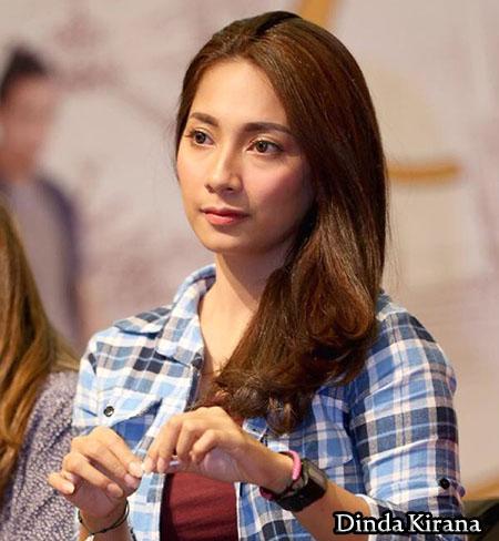 Dinda Kirana pemeran Kia